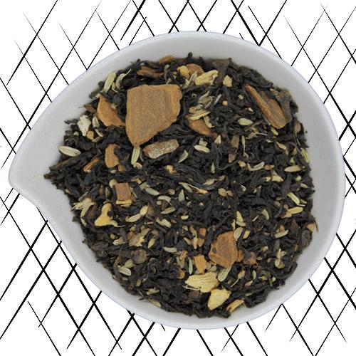 chai noir bio cannelle anis et cardamome