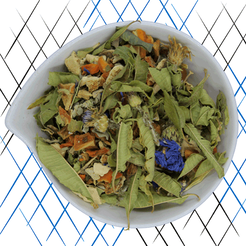 tisane des alpes bio orange
