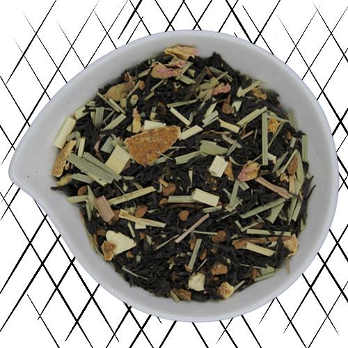 thé noir bio orange et épicé