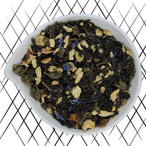 thé noir bio gingembre et mangue