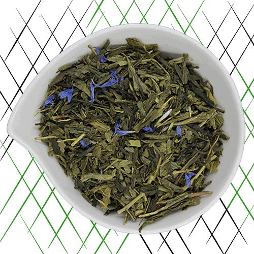 Jardin des anges, thé vert bio jasmin