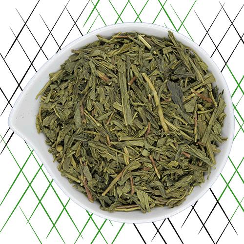 thé vert bio Fraise et Vanille et Pamplemousse