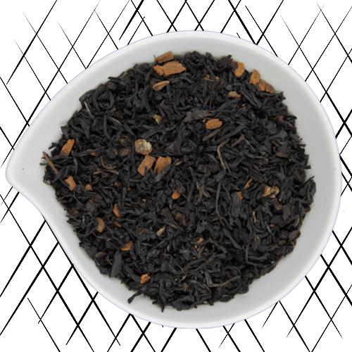 thé noir cannelle bio