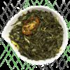 thé vert bio pinacolada fraise et coco
