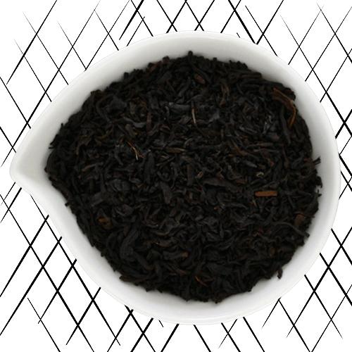 Earl grey noir bio à la bergamote