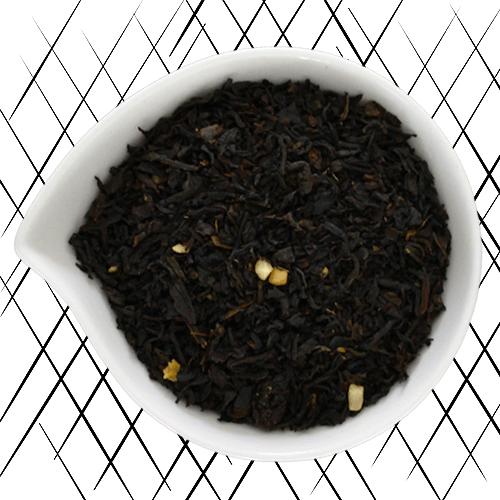 Lapsang souchong bio thé noir cerise