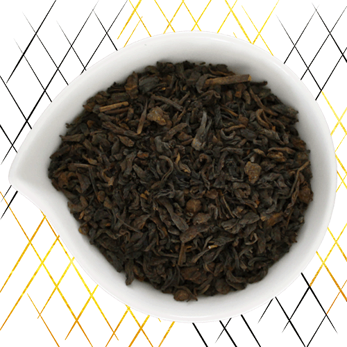 pu erh menghai five years