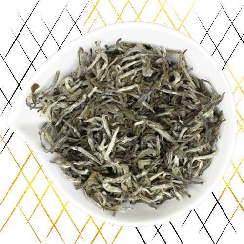 thé blanc du sherpa