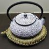 sous-plat japonais pour théière