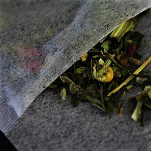 sachets de thés biodégradables
