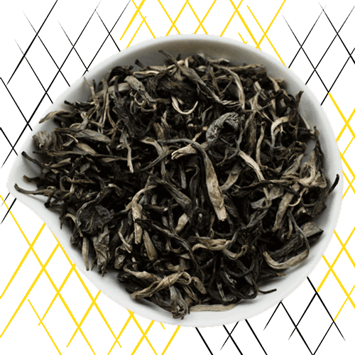 yellow tea royal