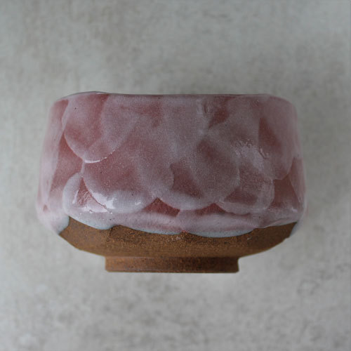 chawan japonais rose